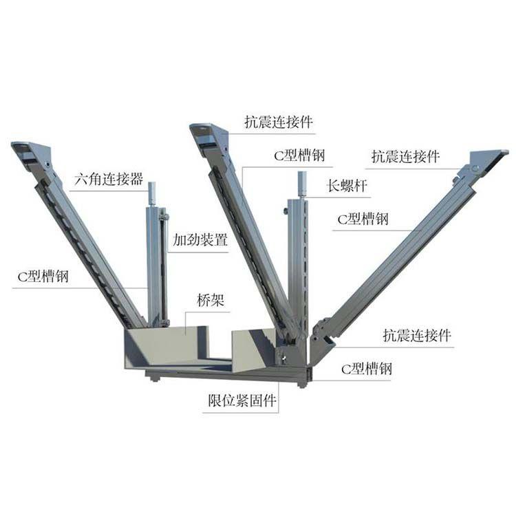 梅州抗震支架自动生产设备