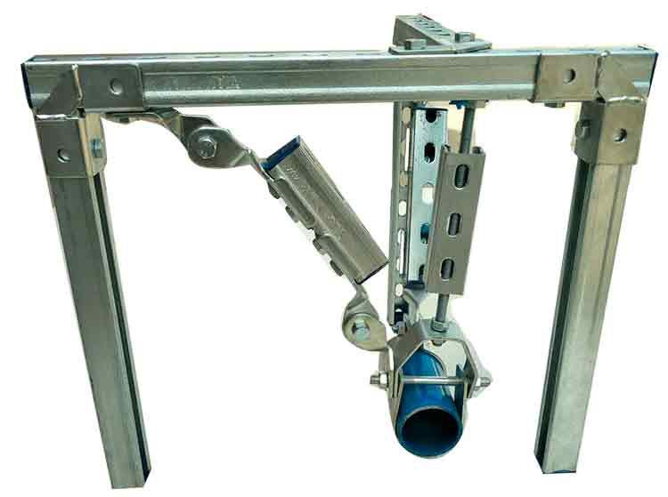 抗震支架自动生产设备