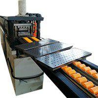 仓储货架自动生产设备