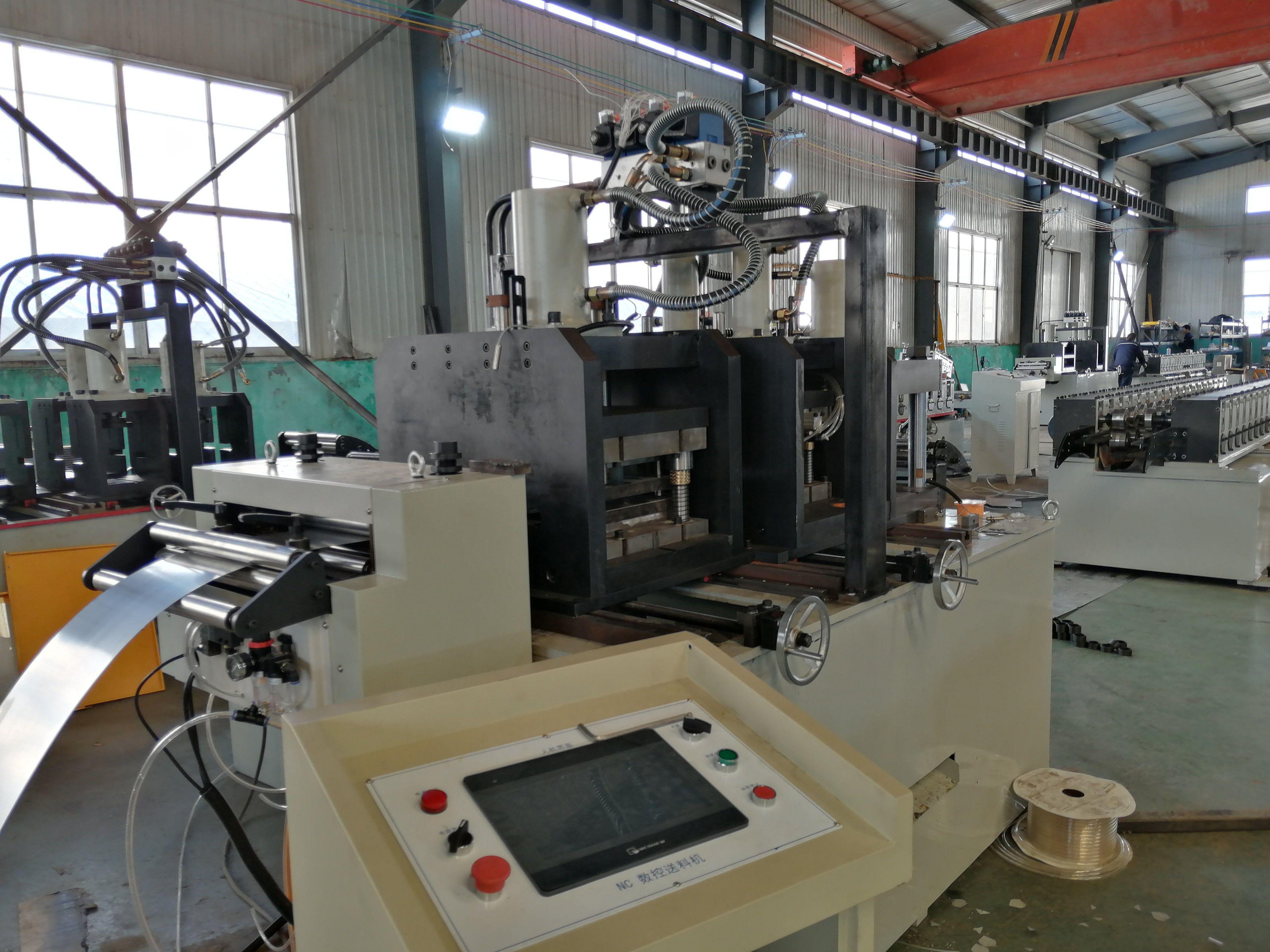 动力柜自动生产设备